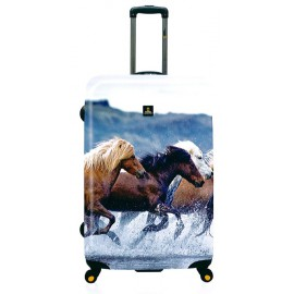 National Geographic - Trolley Cavalli Grande 77x48x29 cm