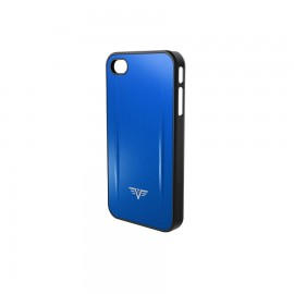 TruVirtu Shell- Cover IPhone 4/4s in Alluminio